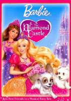 BARBIE & THE DIAMOND CASTLE - DVD Movie