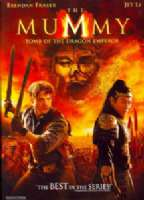 MUMMY:TOMB OF THE DRAGON EMPEROR - DVD Movie