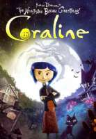 CORALINE - DVD Movie