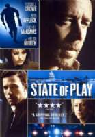 STATE OF PLAY - DVD Movie