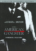 AMERICAN GANGSTER (UNRATED EXTENDED V - DVD Movie