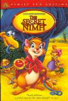 SECRET OF NIMH THE FAMILY FUN EDITION - DVD Movie
