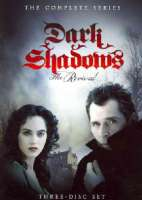 DARK SHADOWS THE COMPLETE SERIES - DVD Movie