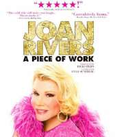 JOAN RIVERS:PIECE OF WORK - Blu-Ray Movie