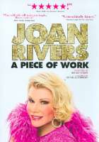 JOAN RIVERS:PIECE OF WORK - DVD Movie