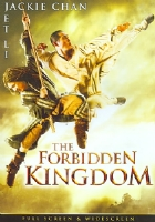 FORBIDDEN KINGDOM - DVD Movie