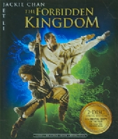 FORBIDDEN KINGDOM SPECIAL EDITION - Blu-Ray Movie