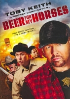 BEER FOR MY HORSES - DVD Movie