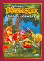 FRAGGLE ROCK:DANCE YOUR CARES AWAY - DVD Movie