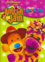 ANIMAL JAM:HUG A DAY - DVD Movie