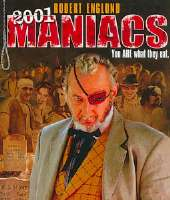 2001 MANIACS - Blu-Ray Movie