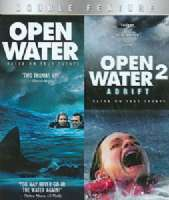 OPEN WATER 1 & 2 - Blu-Ray Movie