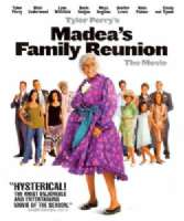 MADEA'S FAMILY REUNION - Blu-Ray Movie