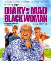 DIARY OF A MAD BLACK WOMAN - Blu-Ray Movie