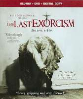LAST EXORCISM - Blu-Ray Movie