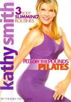 KATHY SMITH:PEEL OFF THE POUNDS PILAT - DVD Movie