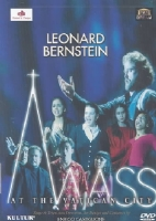 LEONARD BERNSTEIN MASS - DVD Movie
