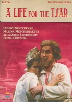 LIFE FOR THE TSAR (BOLSHOI OPERA) - DVD Movie
