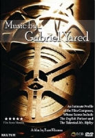 MUSIC BY GABRIEL YARED - DVD Movie