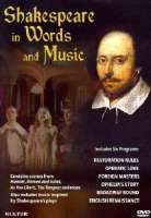 SHAKESPEARE IN WORDS AND MUSIC - DVD Movie
