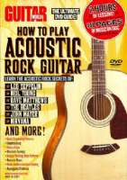 GUITAR WORLD:HOW TO PLAY ACOUSTIC ROC - DVD Movie