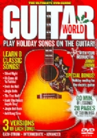 GUITAR WORLD:PLAY HOLIDAY SONGS ON TH - DVD Movie