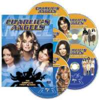 CHARLIE'S ANGELS:COMPLETE FIRST SEASO - DVD Movie