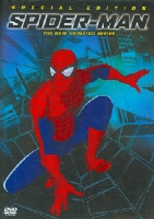 SPIDER-MAN:ANIMATED:SPECIAL ED 2 DISK - DVD Movie