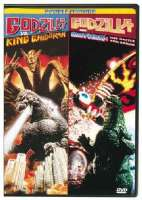 GODZILLA & MOTHRA:BATTLE FOR EARTH - DVD Movie