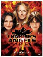 CHARLIE'S ANGELS:COMPLETE SECOND SEAS - DVD Movie