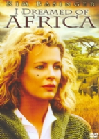 I DREAMED OF AFRICA - DVD Movie