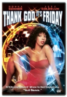 THANK GOD IT'S FRIDAY - DVD Movie