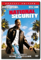 NATIONAL SECURITY - SPECIAL EDITION - DVD Movie
