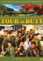 TOUR OF DUTY:COMPLETE SECOND SEASON - DVD Movie