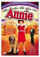 ANNIE - SPECIAL ANNIVERSARY EDITION - DVD Movie