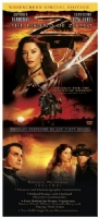 LEGEND OF ZORRO - DVD Movie