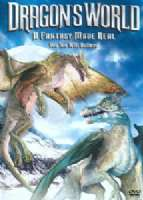 DRAGON'S WORLD:FANTASY MADE REAL - DVD Movie