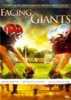 FACING THE GIANTS - DVD Movie