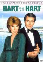 HART TO HART:THE COMPLETE SECOND SEAS - DVD Movie
