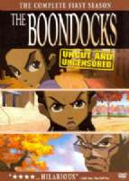 BOONDOCKS:COMPLETE SEASON ONE - DVD Movie