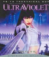 ULTRAVIOLET - Blu-Ray Movie
