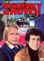 STARSKY & HUTCH:THE COMPLETE FOURTH S - DVD Movie