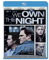 WE OWN THE NIGHT - Blu-Ray Movie