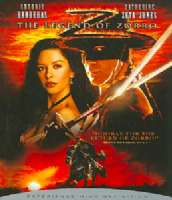 LEGEND OF ZORRO - Blu-Ray Movie