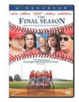FINAL SEASON - DVD Movie