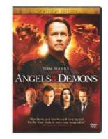 ANGELS & DEMONS - DVD Movie