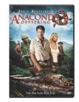 ANACONDA 3:OFFSPRING - DVD Movie