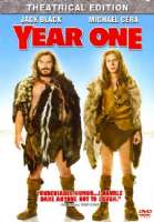 YEAR ONE (RATED VERSION) - DVD Movie