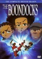 BOONDOCKS:COMPLETE SEASON TWO - DVD Movie