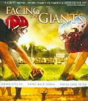 FACING THE GIANTS - Blu-Ray Movie